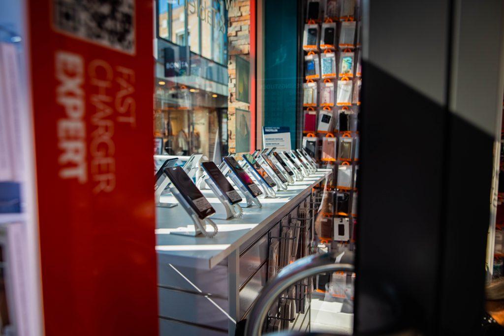 Telefongeräte zum Verkauf in unserem Shop